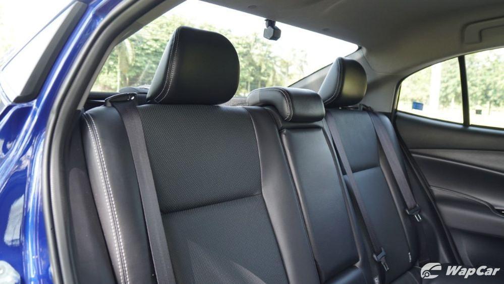 2019 Toyota Vios 1.5G Interior 113