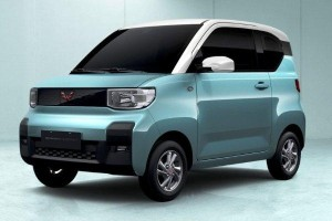 Check out Wuling's new toy car-looking Hong Guang Mini EV