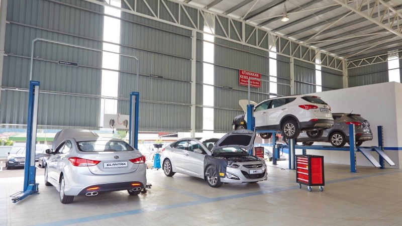 Hyundai service centres resume operations