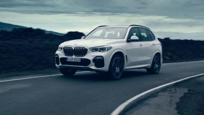 BMW X5 (2019) Exterior 006