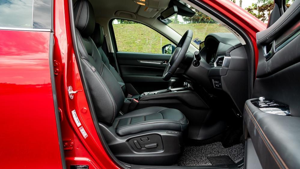 2019 Mazda CX-5 2.5L TURBO Interior 034