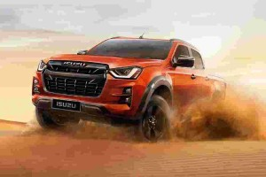 All-new Isuzu D-Max launched in Thailand