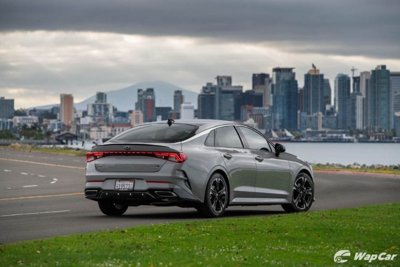 All-new Kia Optima K5 debuts, GT Variant with 2.5L turbo and 8-speed DCT 02