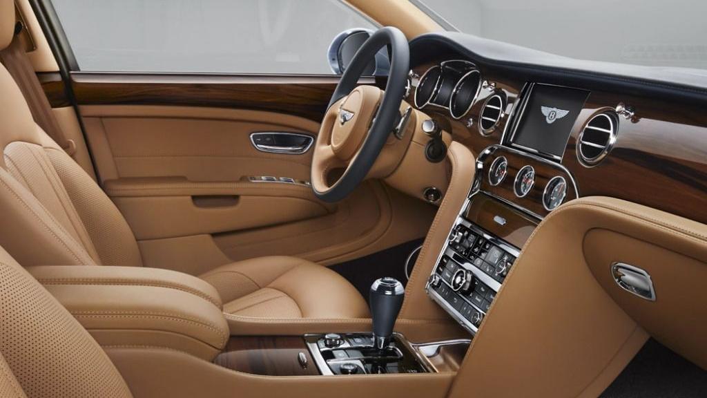 Bentley Mulsanne (2017) Interior 018