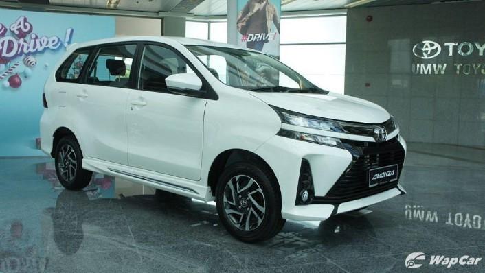 2019 Toyota Avanza 1.5S Exterior 003