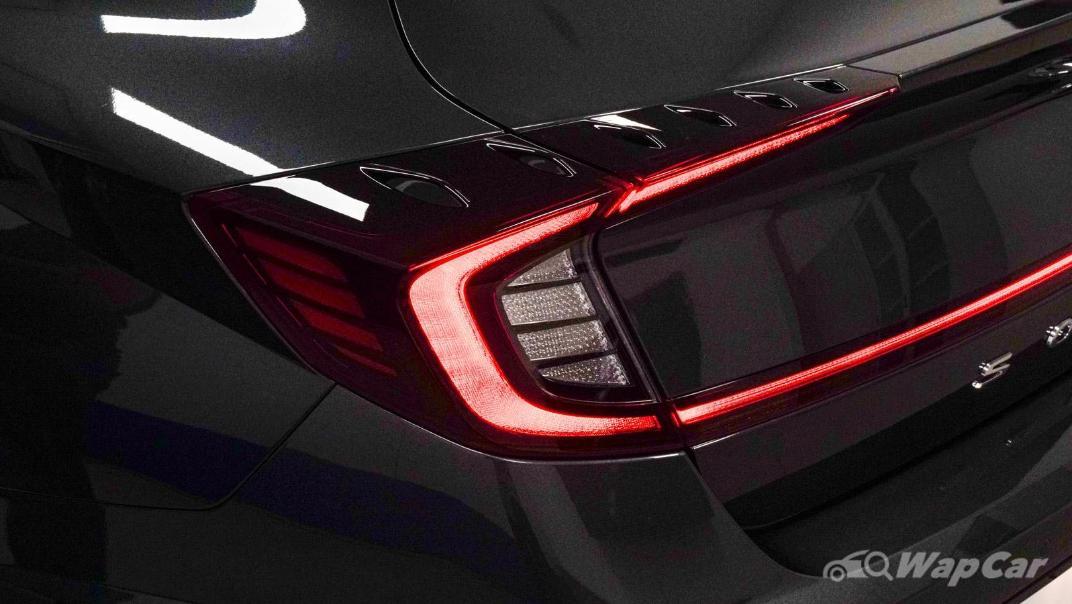 2020 Hyundai Sonata 2.5 Premium Exterior 068