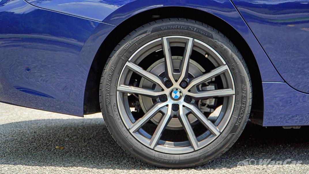 2020 BMW 3 Series 320i Sport Exterior 034