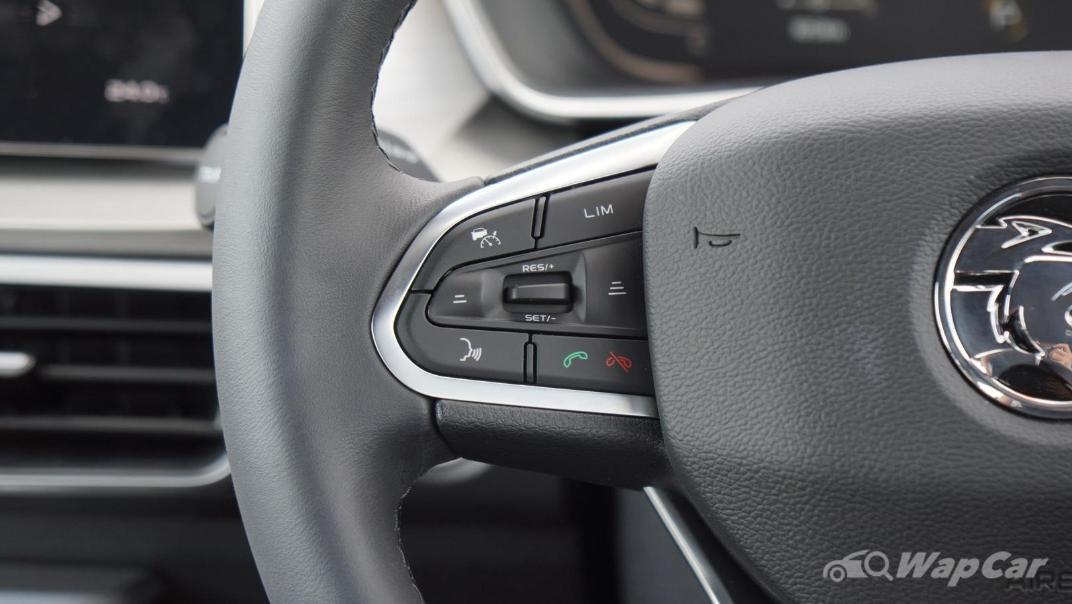 2020 Proton X50 1.5T  Flagship Interior 033