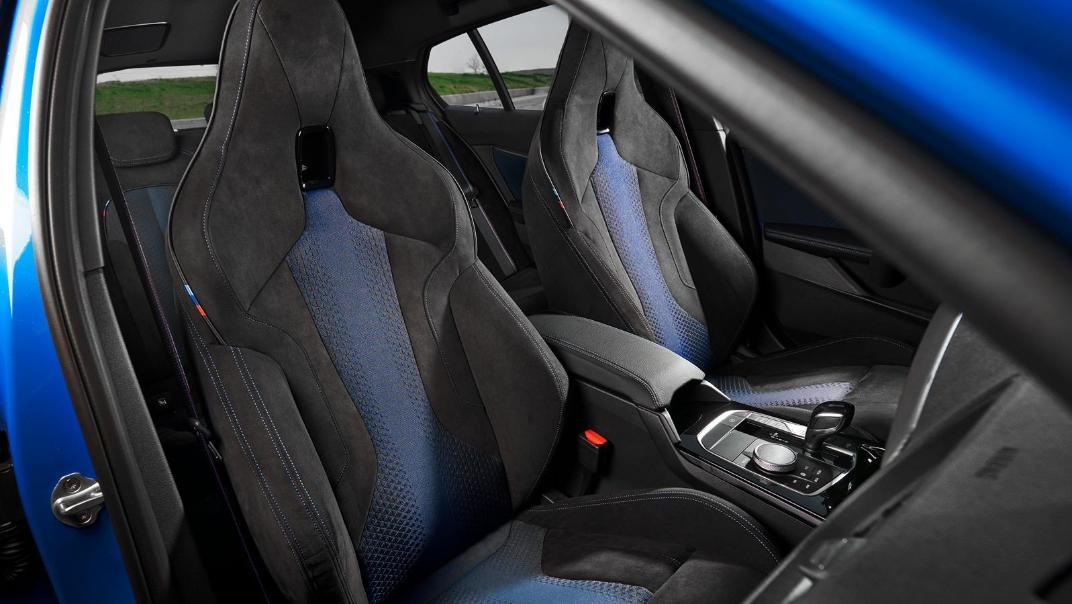 2020 BMW 1 Series M135i xDrive Interior 007