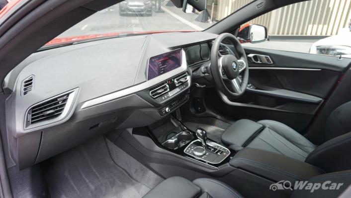 2020 BMW 2 Series 218i Gran Coupe Interior 007