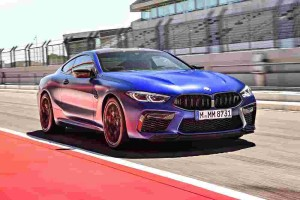 BMW M8 and BMW M8 Competition revealed