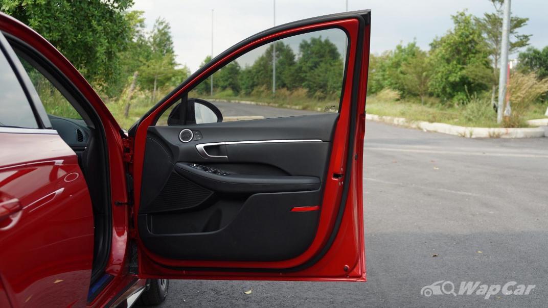2020 Hyundai Sonata 2.5 Premium Interior 042