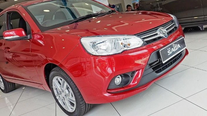 2018 Proton Saga 1.3 Premium CVT Exterior 009