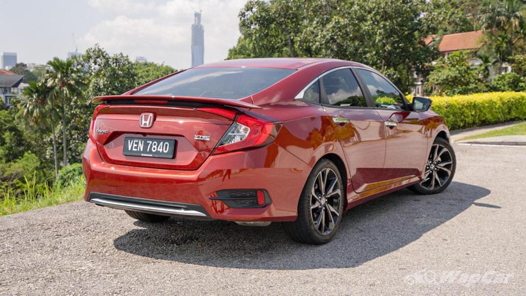 2020 Honda Civic 1.5 TC Premium Exterior 005