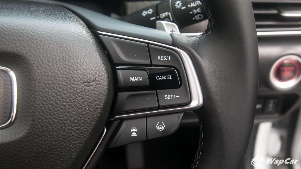 2020 Honda Accord 1.5TC Premium Interior 006