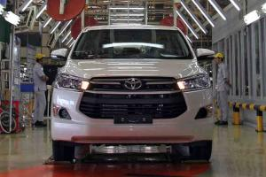 Indonesia set to receive 10 new EVs from Toyota, including Innova Hybrid