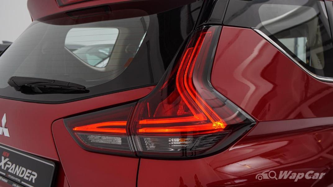 2020 Mitsubishi Xpander 1.5 L Exterior 037