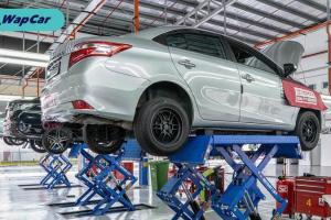 Toyota Vios 2020 – Kos servis naik harga, RM 4,242 untuk selepas 5 tahun
