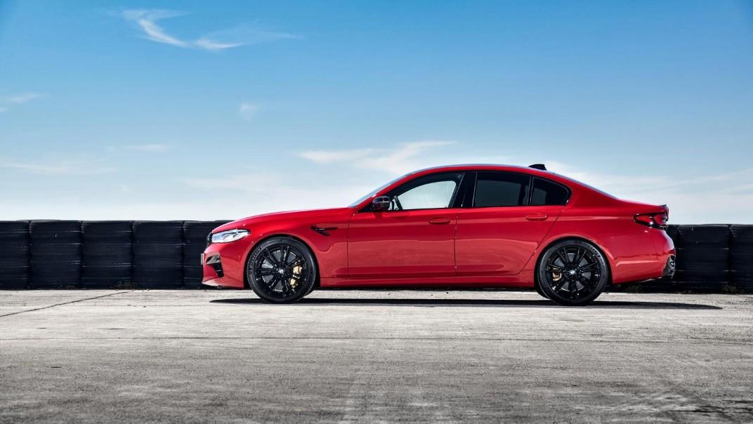 2020 BMW M5 Exterior 067
