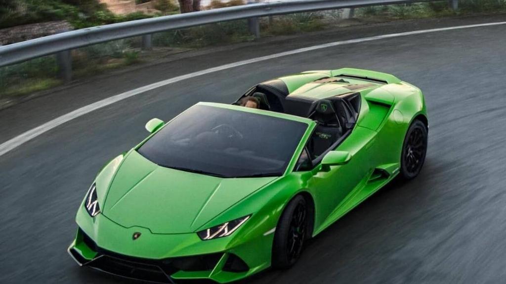 Lamborghini Huracán (2019) Exterior 001