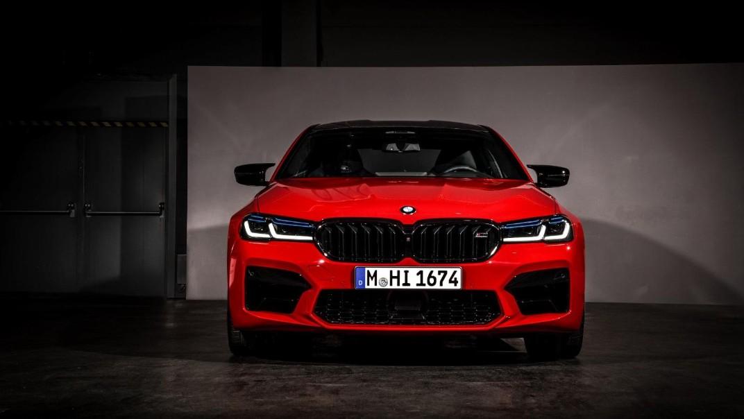 2020 BMW M5 Exterior 036