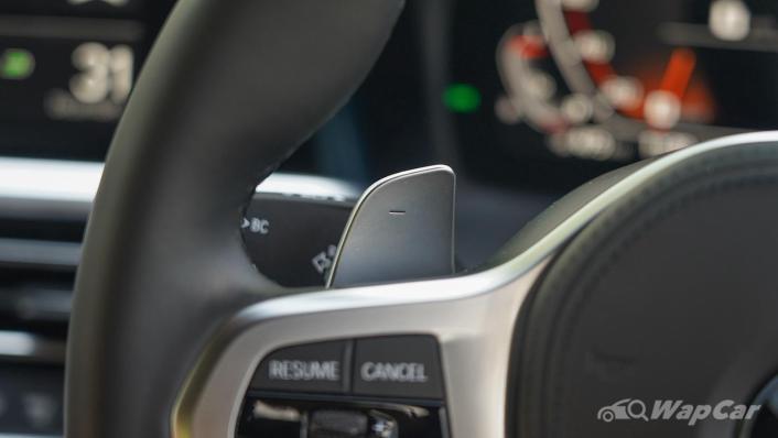 2020 BMW M3 M340i xDrive Interior 008