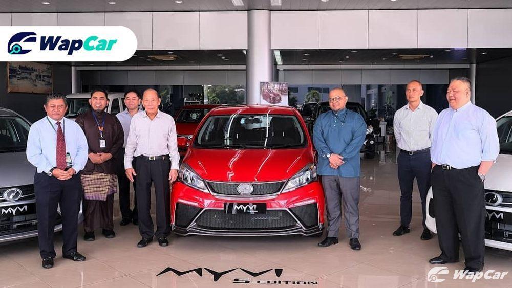 Perodua Myvi S-Edition di Brunei tidak mendapat pengesahan oleh Perodua Malaysia? 01