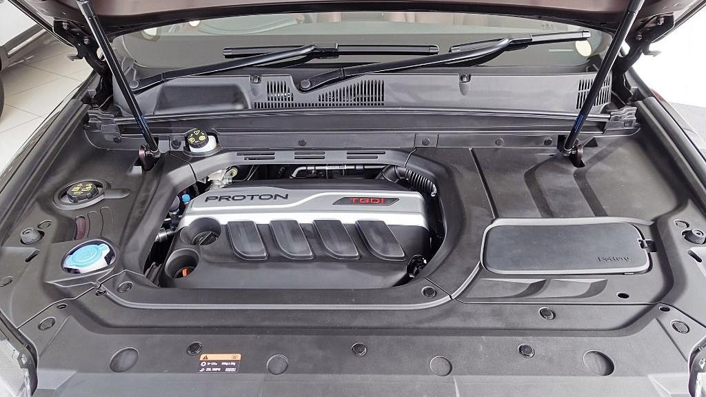 2018 Proton X70 1.8 TGDI Premium 2WD Others 001