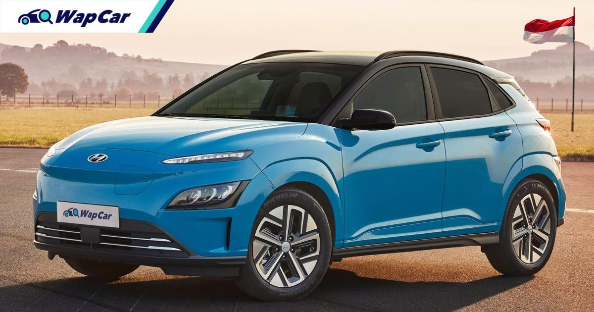 Hyundai Kona Electric to be assembled in Indonesia by 2023? 01