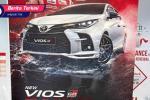 Inilah Toyota Vios GR Sport 2021 sebelum dilancarkan di Malaysia!