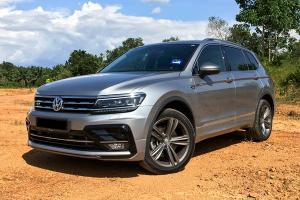 Quick Review: VW Tiguan Allspace R-Line in Malaysia - Same price, now with USB-C & Wireless Apple CarPlay