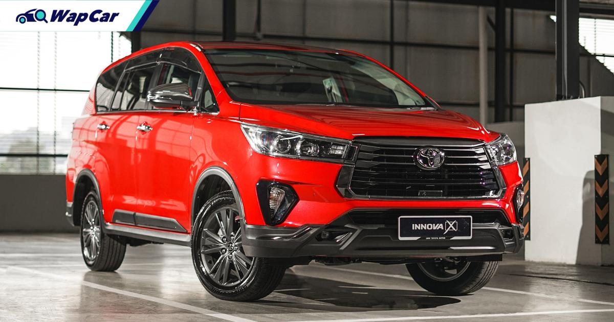 2021 Toyota Innova facelift now in Malaysia: price up RM 2-4k, adds 360-cam, BSM 01