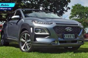 Rebiu: Adakah anda patut memilih Hyundai Kona berbanding Honda HR-V dan Mazda CX-3?