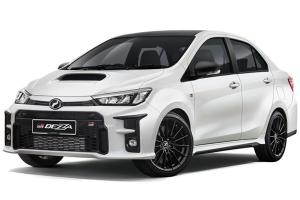 Rendered: Perodua Bezza modified with GR Yaris kit, a pocket rocket sedan?