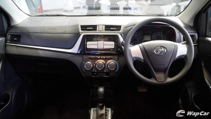 2020 Perodua Bezza 1.0 G (A) Interior 001