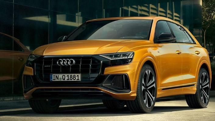 Audi Q8 (2019) Exterior 001