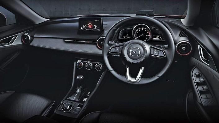 Mazda CX-3 (2018) Interior 001