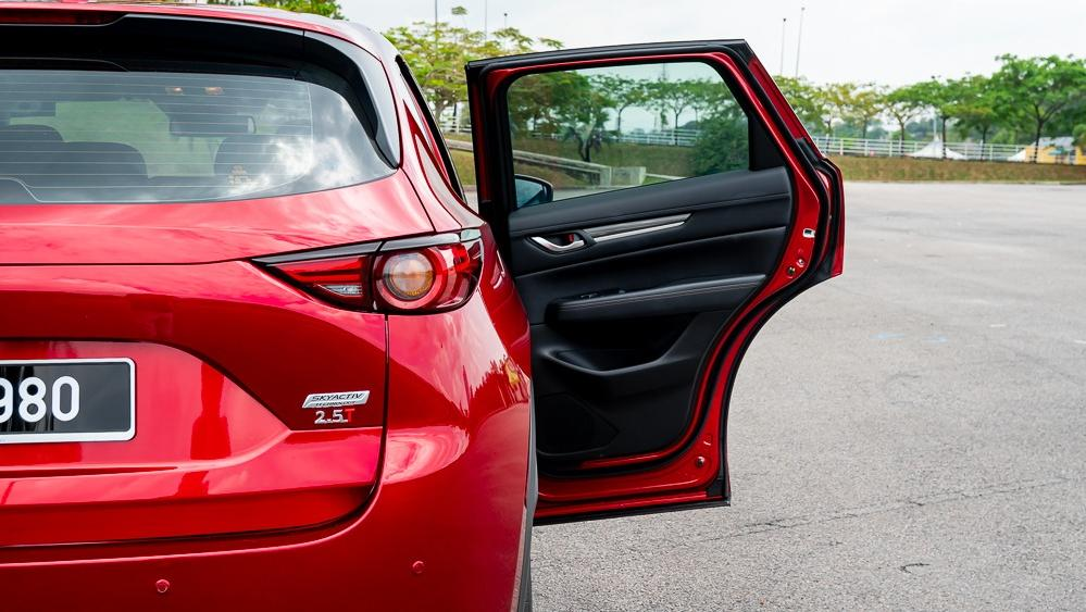 2019 Mazda CX-5 2.5L TURBO Exterior 023