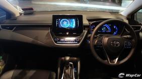 2019 Toyota Corolla Altis 1.8E Exterior 002