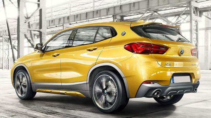 BMW X2 (2019) Exterior 004