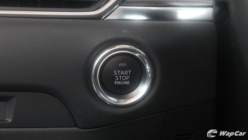 2019 Mazda CX-5 2.5L TURBO Interior 078