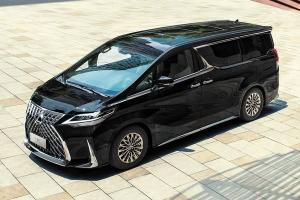 RM 1.15 mil for a dolled-up Alphard? 4-seater 2021 Lexus LM 350 heading to Malaysia
