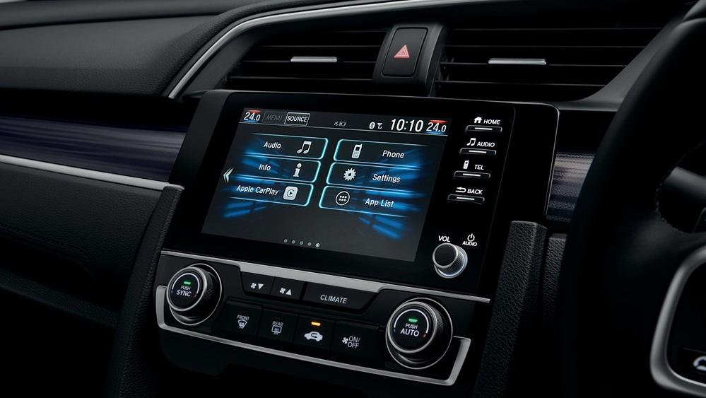 2020 Honda Civic Interior 006