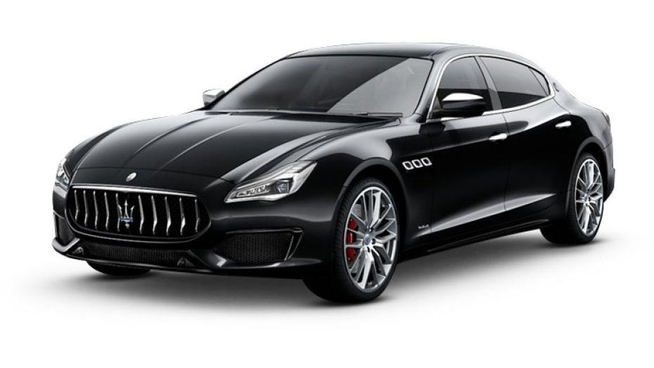 Maserati Quattroporte (2018) Others 004