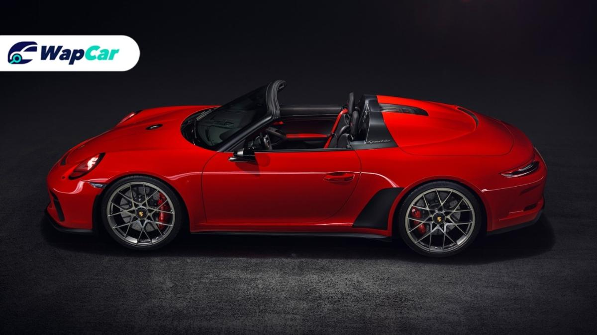 Porsche 911 (991) Speedster launching in Malaysia tomorrow 01