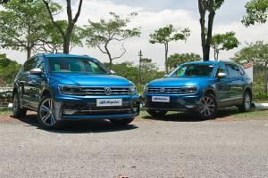 Volkswagen Tiguan Allspace 1.4 TSI vs 2.0 TSI 2020 – lagi power lagi best?