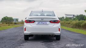 2020 Honda City 1.5L V Exterior 006