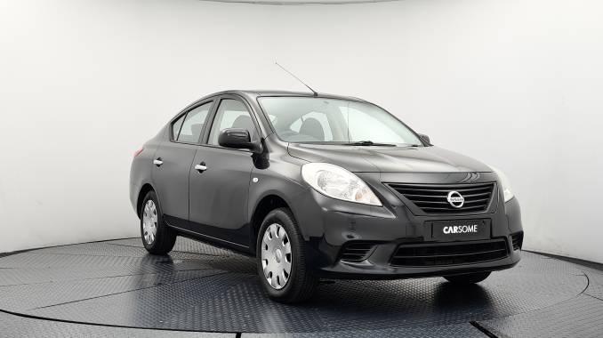 2014 Nissan ALMERA E 1.5