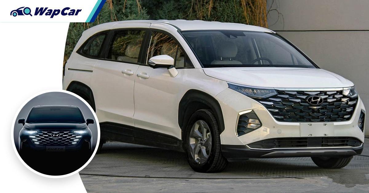 Hyundai Custo 2021 diacah sebelum pelancaran di China, MPV pertama setelah sedekad! 01