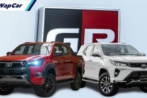 Toyota Hilux GR dan Fortuner GR bakal dilancarkan di Filipina pada tahun 2021, giliran Malaysia bila?